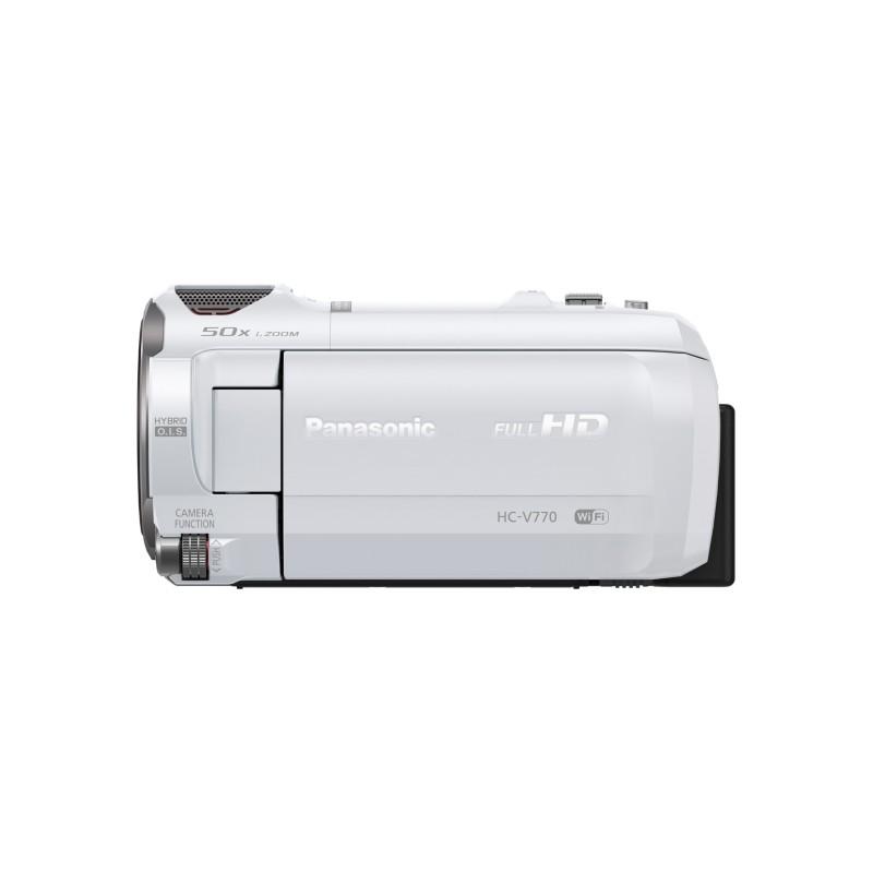 Panasonic HC-V770, valge