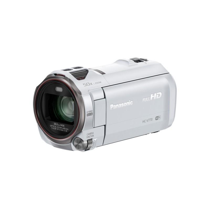 Panasonic HC-V770, white