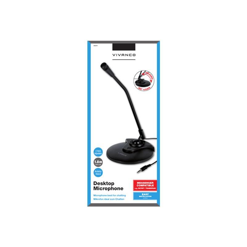 Vivanco desktop microphone IT-MIC 1 (36649)