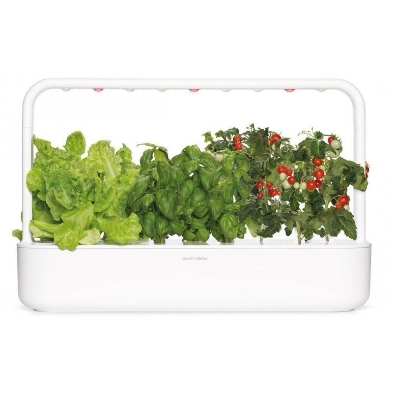 Click & Grow Smart Garden 9, white