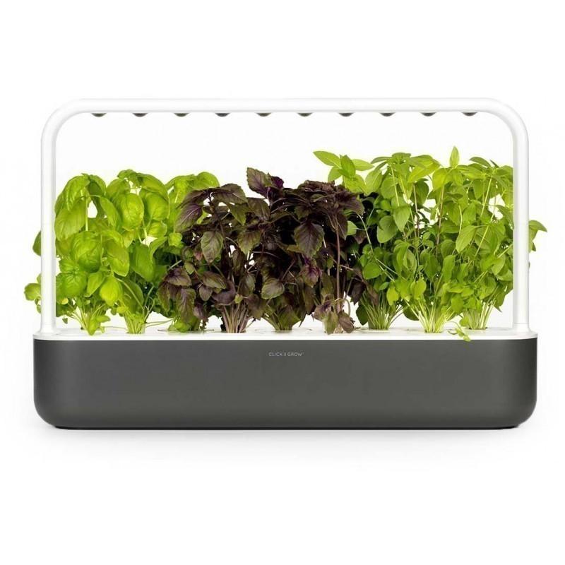 Click & Grow Smart Garden 9, grey