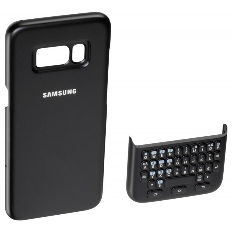 Samsung case Keyboard Samsung Galaxy S8, black (EJ-CG950