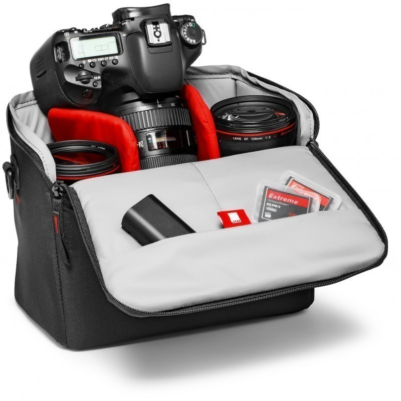 Manfrotto õlakott Essential M (MB SB-M-E)
