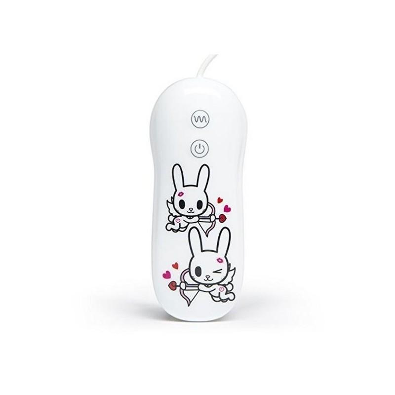 видео как пользоваться вибратором кролик