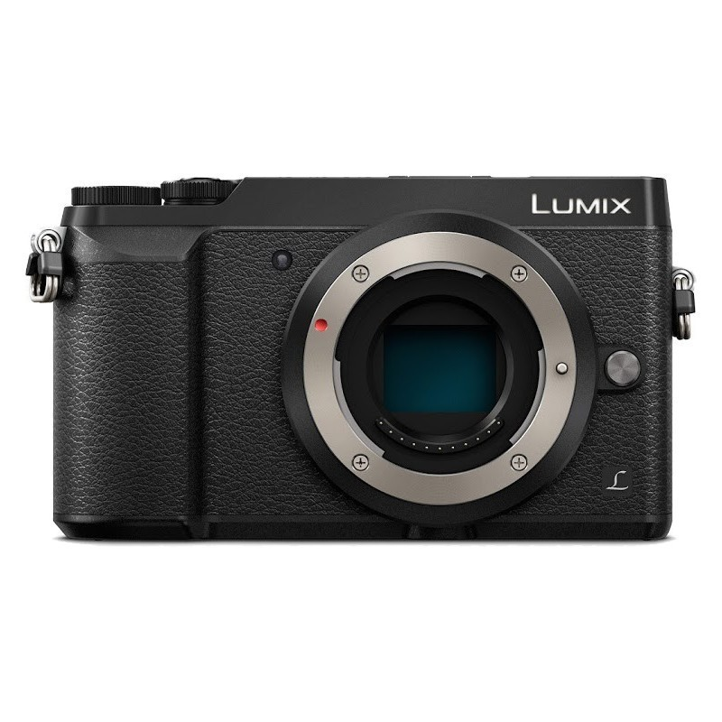 Panasonic Lumix DMC-GX80 + 12-32mm, must