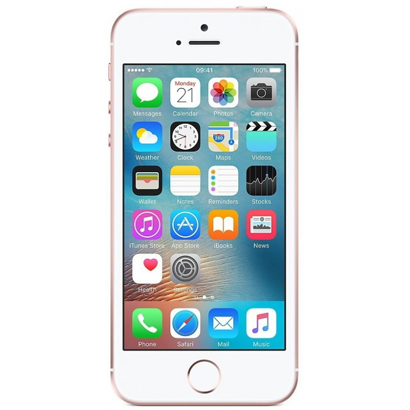 Apple iPhone SE 16GB, rose gold
