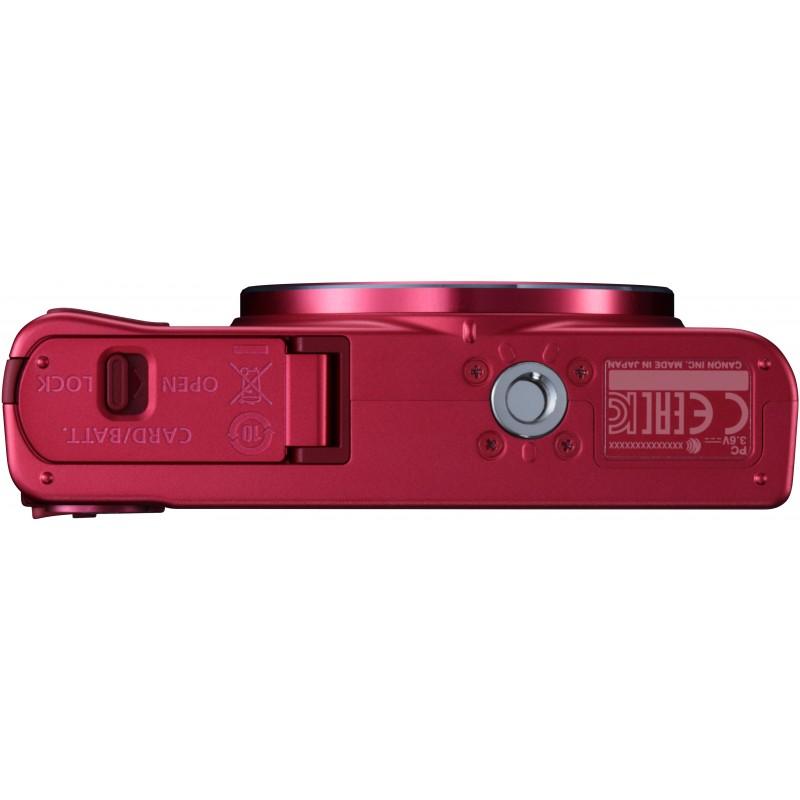 Canon PowerShot SX620 HS, punane