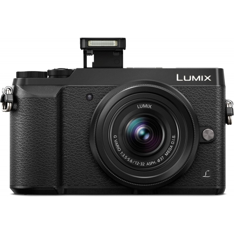 Panasonic Lumix DMC-GX80 + 12-32mm + 35-100mm Kit, must