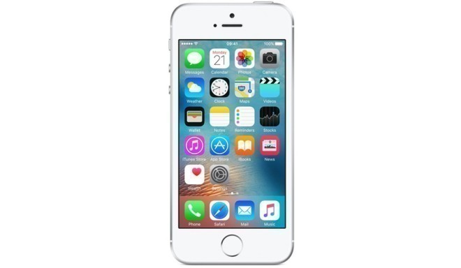 Apple iPhone SE 16GB, серебристый