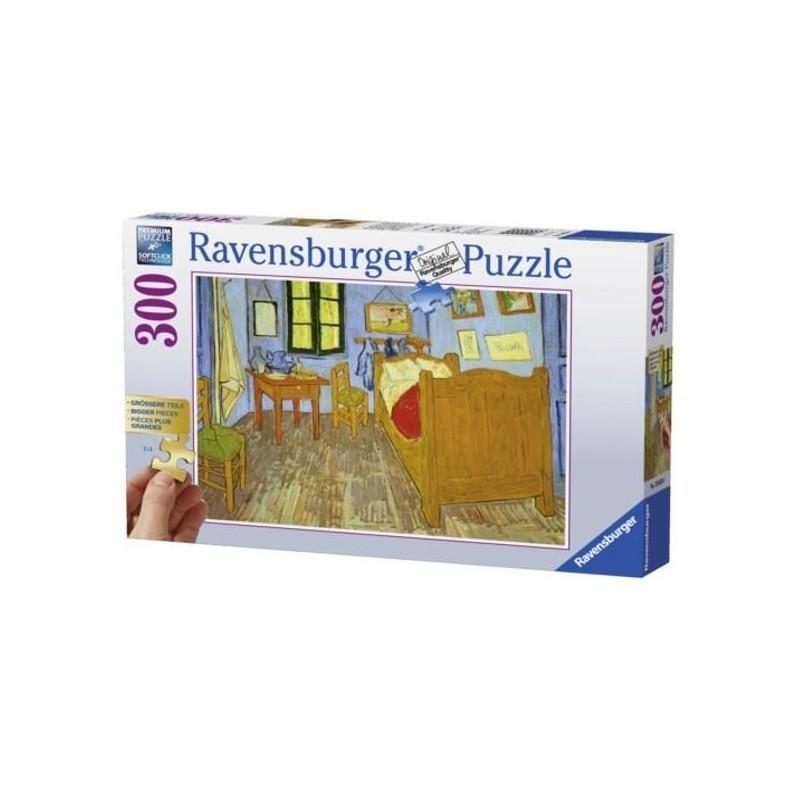 300 Elementów Xxl Vincent Van Gogh Sypialnia