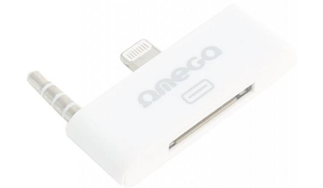 Omega adapteris 30pin -> Lightning (42035)