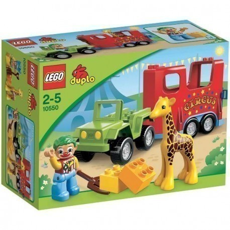 Duplo Vehicle Circus Lego Photopoint