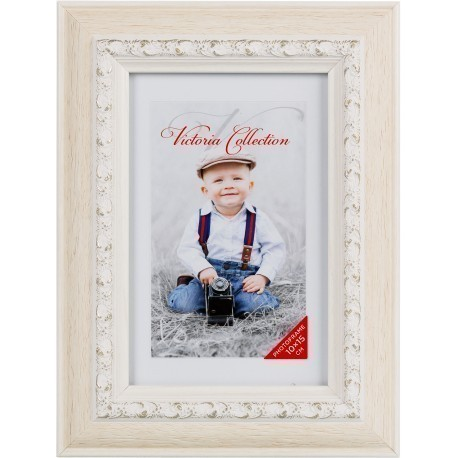 Photo frame Seoul 10x15, white