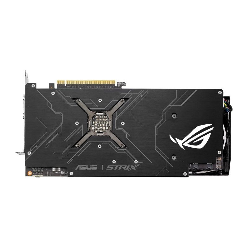 ASUS ROG STRIX RX VEGA 56 OC - 8GB - HDMI DP DVI