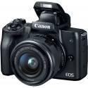 Canon EOS M50 + EF-M 15-45mm + 22mm STM, must