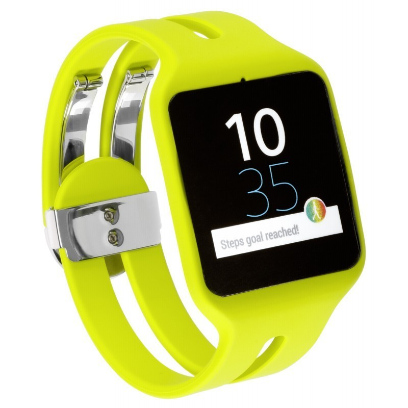29cf538bec7 Sony Smartwatch 3 SWR50 lime - Smartwatches - Photopoint
