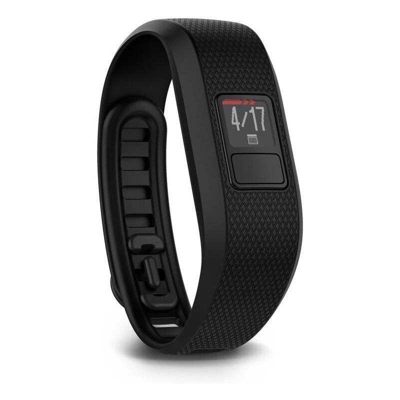 Garmin activity monitor Vivofit 3 Regular, black