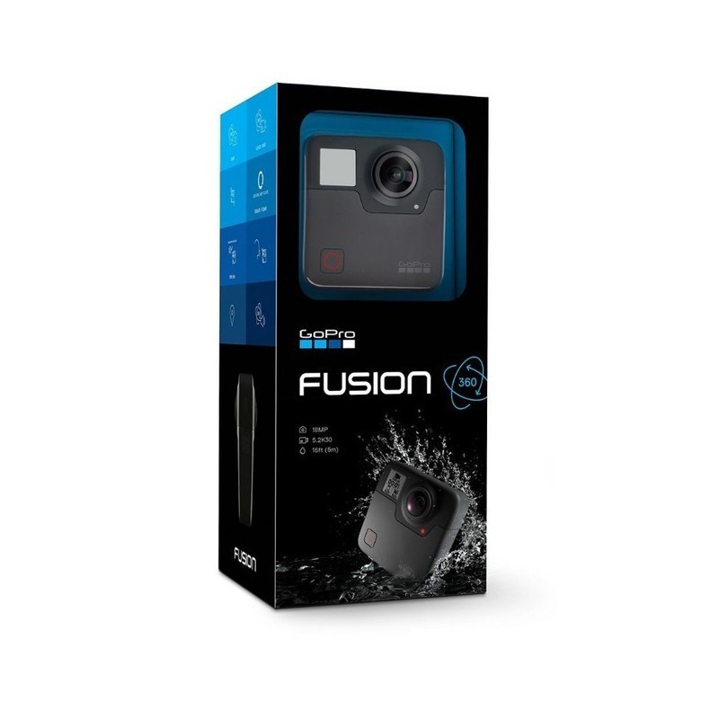 7e0f0109aa6 GoPro Fusion - Seikluskaamerad - Photopoint