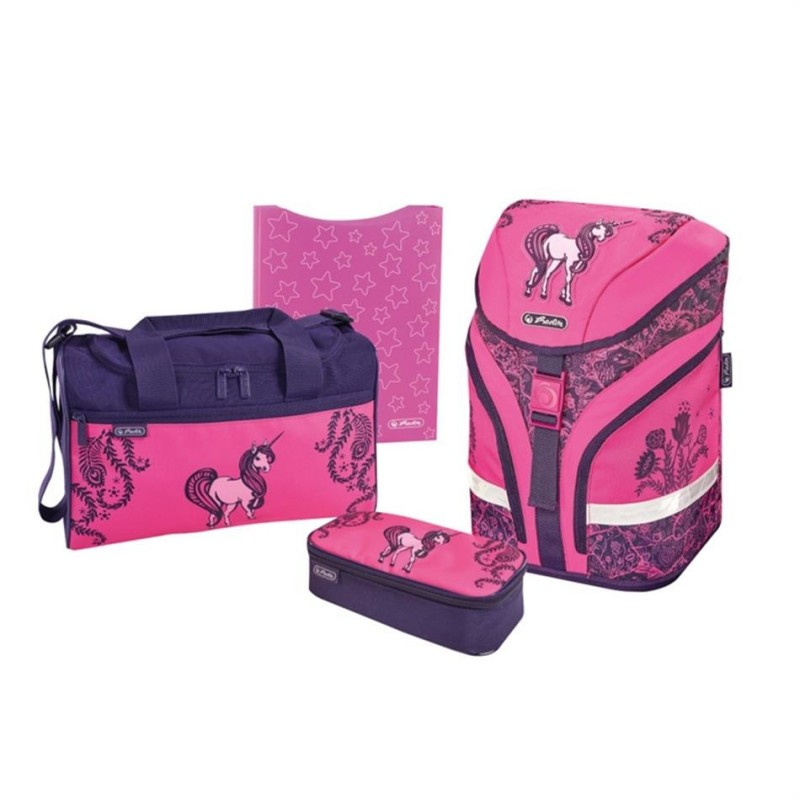 4c0d0b64ec9 Herlitz Ranits MOTION PLUS - Unicorn Day - Children's bags - Photopoint