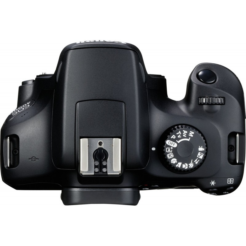 Canon EOS 4000D + Tamron 18-200mm VC