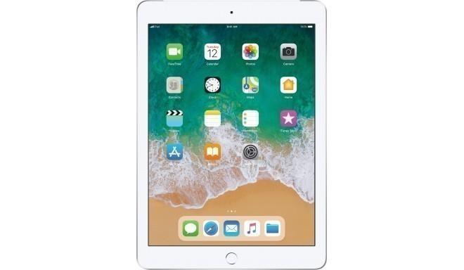 Apple iPad 32GB WiFi, sudrabots (2018)
