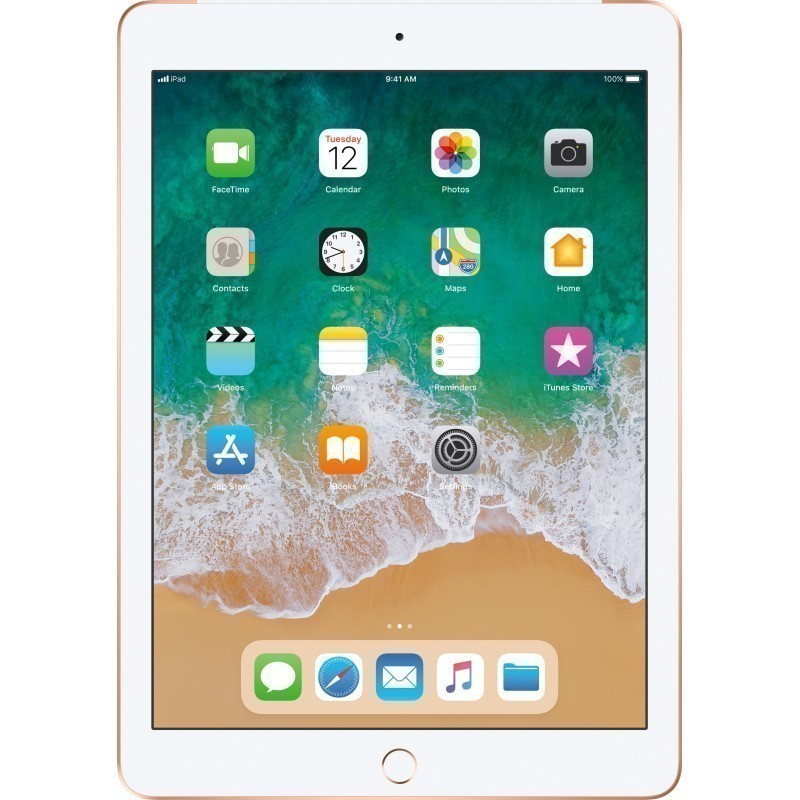 Apple iPad 32GB WiFi + 4G, gold (2018)
