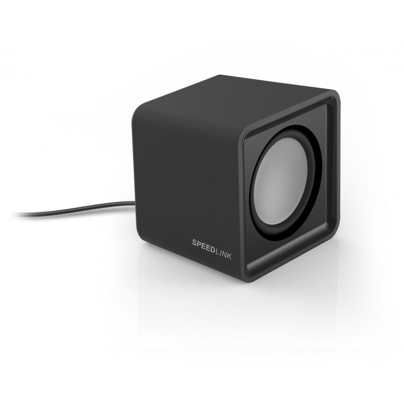 Speedlink kõlarid Twoxo (SL-810004-BK), must