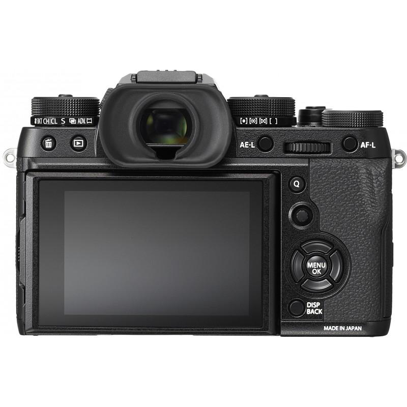 Fujifilm X-T2 + 18-55mm Kit