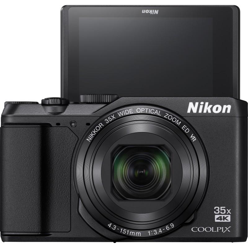 Nikon Coolpix A900, black