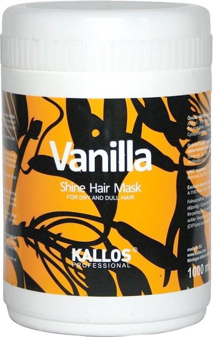 Kallos juuksemask Vanilla Shine 1000ml