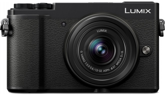 Panasonic Lumix DC-GX9 + 12-32mm Kit, must