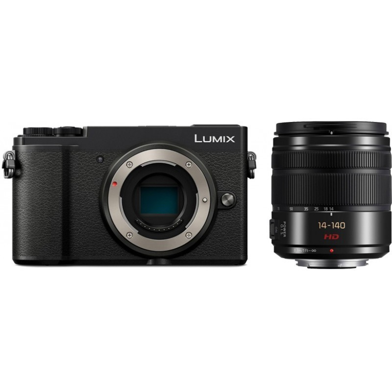 Panasonic Lumix DC-GX9 14-140mm Kit, must