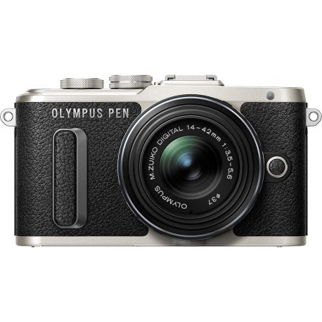 Olympus PEN Lite E-PL8 + 14-42mm EZ Kit, must