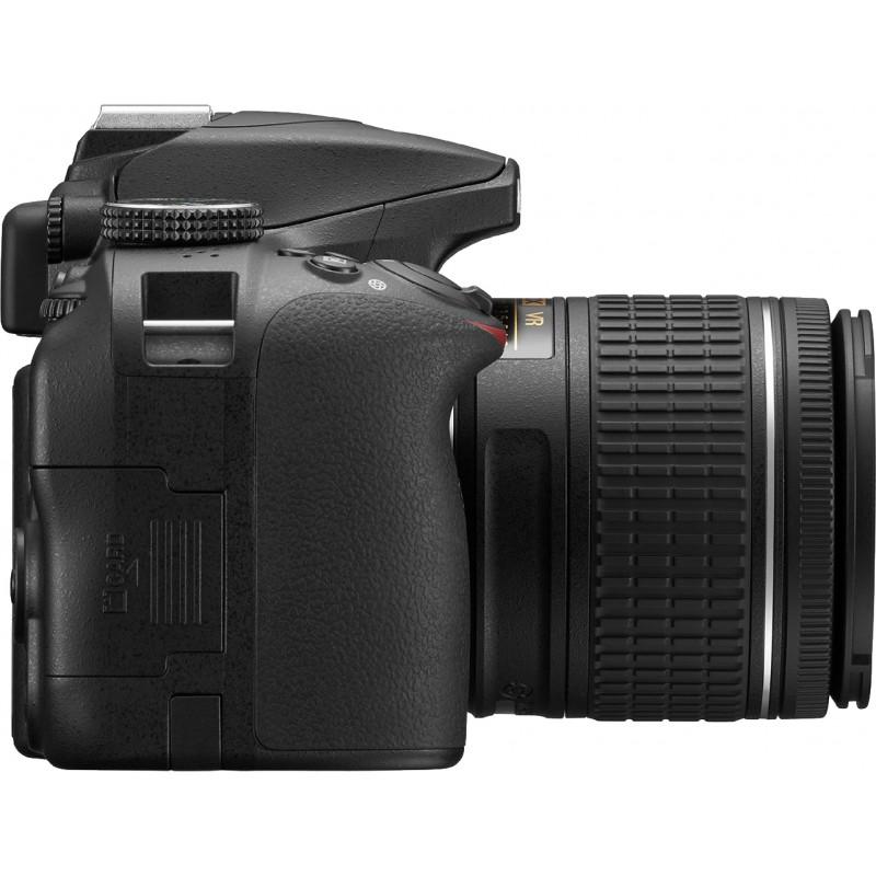 Nikon D3400 + 18-55mm AF-P + 70-300mm VR Kit, must
