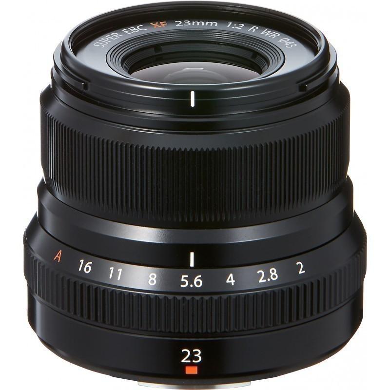 Fujifilm X-E3 + 23mm f/2.0 Kit, sudrabots