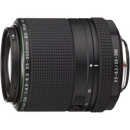 HD Pentax DA 55-300мм f/4.5-6.3 ED PLM WR RE объектив