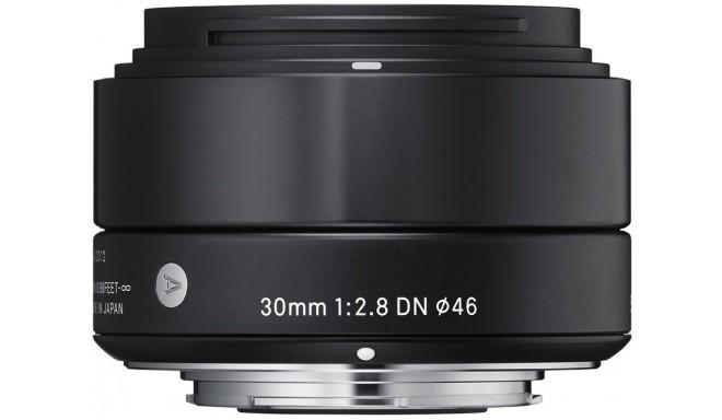 Sigma 30mm f/2.8 DN ART objektiiv Micro Four Thirds