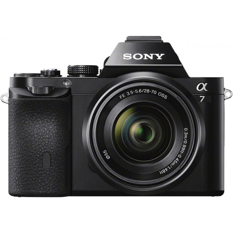 Sony a7 + 28-70mm Kit + 64GB SDXC mälukaart