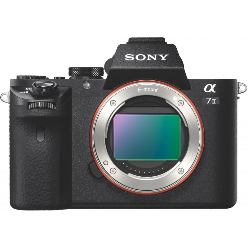 Sony a7 II kere + 64GB SDXC mälukaart