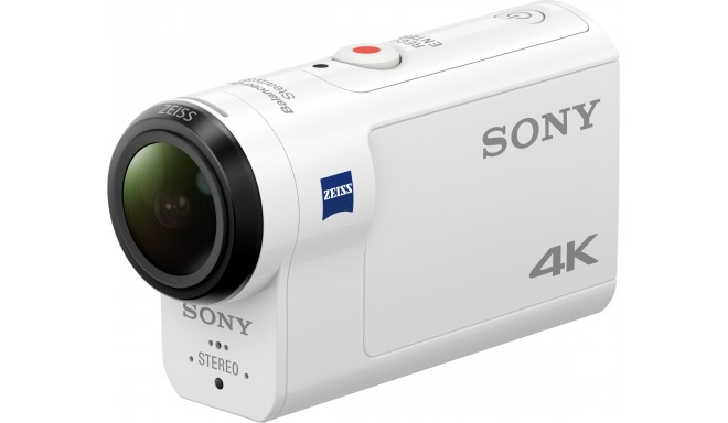 Sony FDR-X3000R + lisaaku