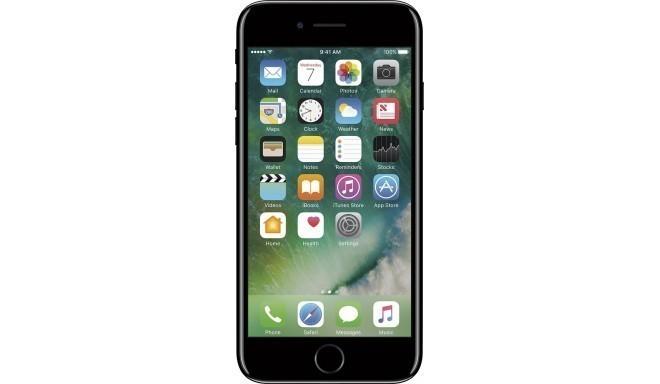 Apple iPhone 7 128GB, spīdīgi melns