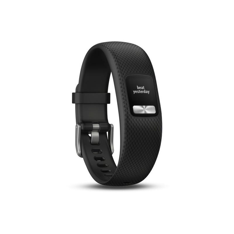 Garmin activity tracker Vivofit 4 S/M, black
