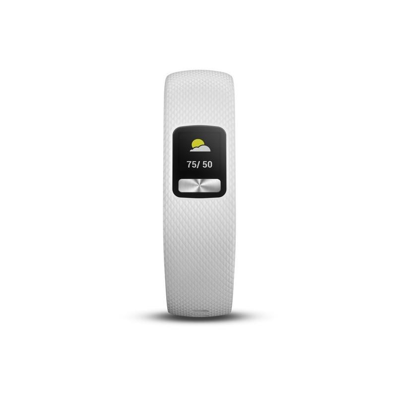 Garmin activity tracker Vivofit 4 S/M, white