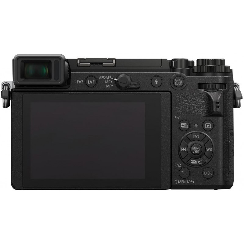 Panasonic Lumix DC-GX9 + 14-42mm Kit, black