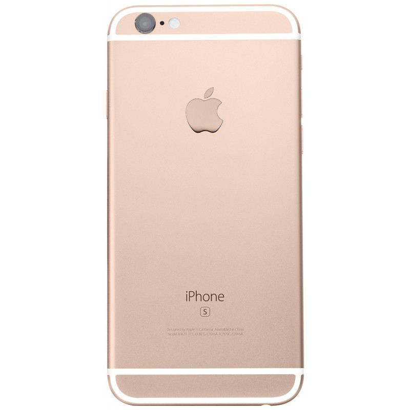 apple iphone 6s 32gb gold smartphones photopoint. Black Bedroom Furniture Sets. Home Design Ideas