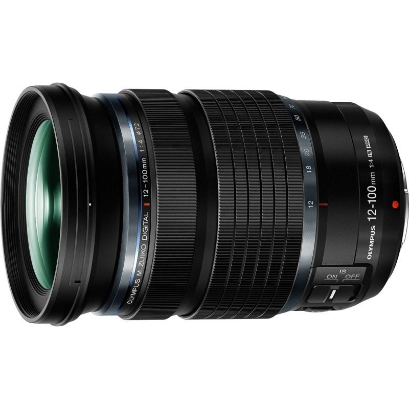 M.Zuiko Digital ED 12-100mm f/4 IS PRO lens