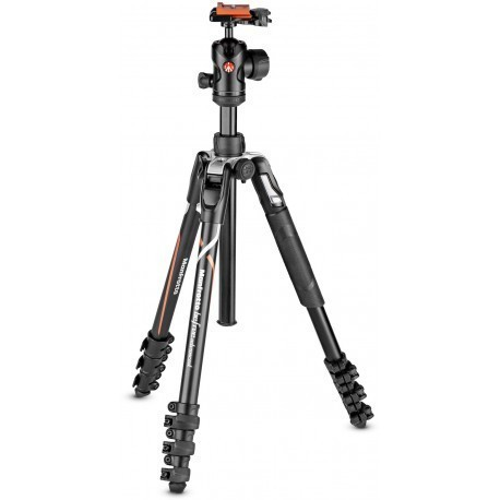 Manfrotto tripod kit Befree Advanced Alpha MKBFRLA-BH