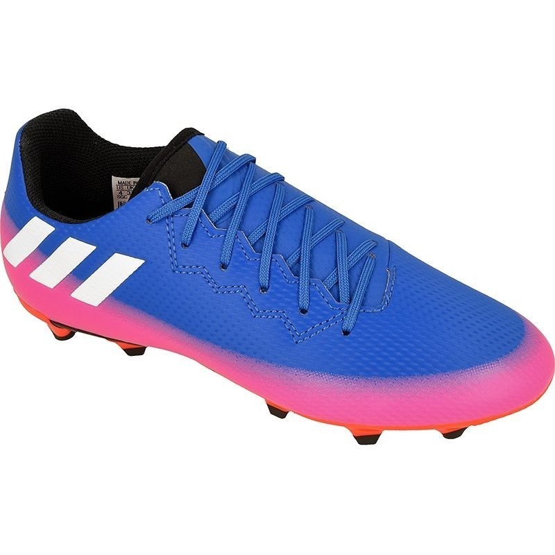 b19718daf178 Kids football boots adidas Messi 16.3 FG Jr BA9147 - Training shoes ...