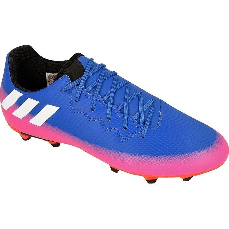 5e7efcd2b Kids football boots adidas Messi 16.3 FG Jr BA9147 - Training shoes ...