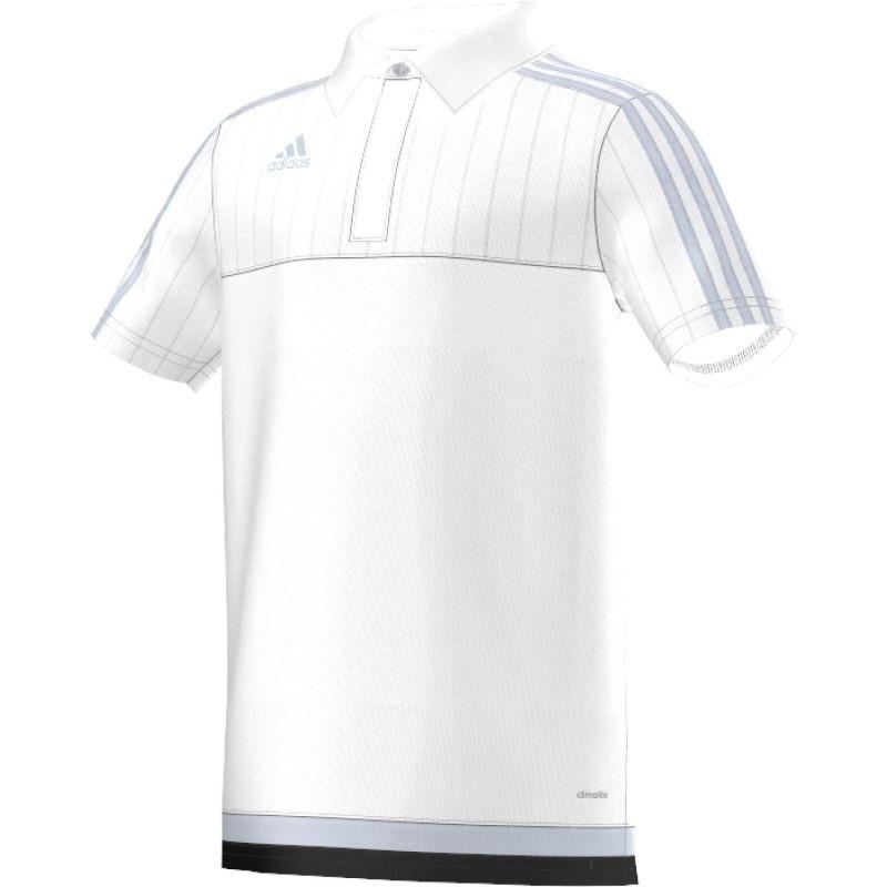 Football shirt polo adidas Tiro 15 Junior S22447